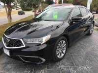 Certified Pre-Owned 2018 Acura TLX 2.4 8-DCT P-AWS 4dr Car