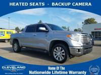 2016 Toyota Tundra 4WD CrewMax Short Bed 5.7L FFV Limited