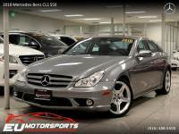 2010 Mercedes-Benz CLS CLS 550 4dr Sedan