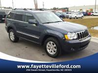 Pre-Owned 2008 Jeep Grand Cherokee Limited SUV 8 in Fayetteville NC