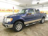 2009 Ford F-150 4x4 XLT 4dr SuperCrew Styleside 5.5 ft. SB