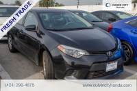 Pre-Owned 2014 Toyota Corolla S FWD 4D Sedan