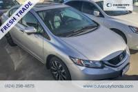 Pre-Owned 2015 Honda Civic EX-L FWD 4D Sedan