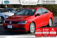 2012 Volkswagen Jetta SE PZEV 4dr Sedan 6A w/ Convenience and Sunroof