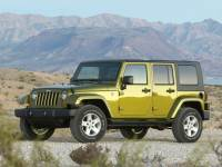 Pre-Owned 2010 Jeep Wrangler Unlimited Rubicon 4WD