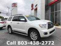 Certified Pre-Owned 2017 Toyota Sequoia Platinum 4D Sport Utility 4WD