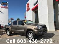 Certified Pre-Owned 2014 Toyota Tacoma PreRunner RWD 4D Double Cab
