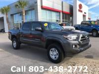 Certified Pre-Owned 2016 Toyota Tacoma SR5 RWD 4D Double Cab