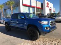 Certified Pre-Owned 2016 Toyota Tacoma SR5 4D Double Cab 4WD
