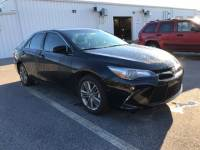 Certified Pre-Owned 2015 Toyota Camry SE FWD 4D Sedan