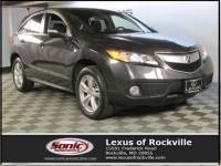 Pre Owned 2015 Acura RDX AWD with Technology Package