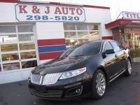2011 Lincoln MKS AWD EcoBoost 4dr Sedan