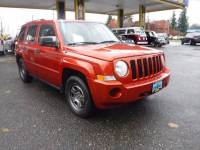 2008 Jeep Patriot 4x4 Sport 4dr SUV w/CJ1 Side Airbag Package