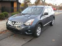 2014 Nissan Rogue Select AWD S 4dr Crossover