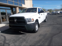 2014 RAM 2500 Tradesman Crew Cab long bed 8'