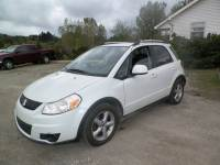 2009 Suzuki SX4 Crossover AWD 4dr Crossover 4A w/Touring Package
