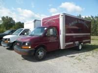 2005 GMC Savana Cargo 3500 commercial 16ft. box van
