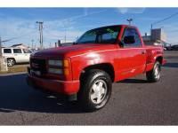1994 GMC Sierra 1500 1500 117.5 WB 4WD