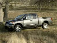 Pre-Owned 2012 Nissan Titan PRO 4WD