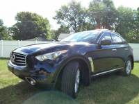 2012 Infiniti FX35 AWD Limited Edition 4dr SUV