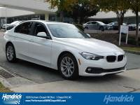 Used 2016 BMW 3 Series 320i Sedan in Chapel Hill