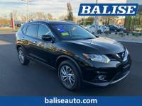Used 2015 Nissan Rogue SL for sale in West Springfield, MA