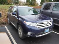 Used 2013 Toyota Highlander 4WD Limited V6 SUV in Corvallis, OR
