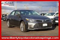 Used 2018 Toyota Avalon Touring Touring For Sale in Colorado Springs, CO
