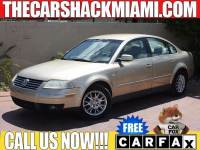 2002 Volkswagen Passat 4dr GLS 1.8T Turbo Sedan