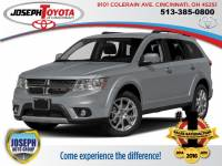2016 Dodge Journey SXT SUV Front-wheel Drive