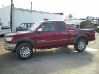 2000 Toyota Tundra 4dr SR5 V8 4WD Extended Cab SB