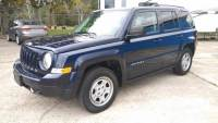 2015 Jeep Patriot Sport 4dr SUV