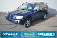 Pre-Owned 2004 Toyota Highlander V6 AWD