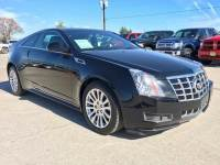2014 Cadillac CTS Coupe AWD