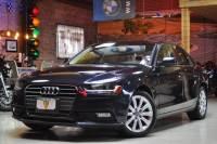 2013 Audi A4 AWD 2.0T quattro Premium 4dr Sedan 8A