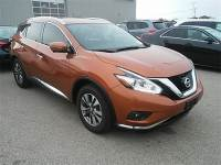 2015 Nissan Murano SL SUV All-wheel Drive