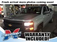 Pre-Owned 2015 Chevrolet Silverado 1500 WT 4WD