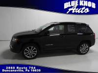 2015 Jeep Compass Limited 4x4 SUV in Duncansville | Serving Altoona, Ebensburg, Huntingdon, and Hollidaysburg PA