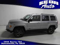 2016 Jeep Patriot Sport 4x4 SUV in Duncansville | Serving Altoona, Ebensburg, Huntingdon, and Hollidaysburg PA