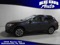 2017 Subaru Outback 2.5i Limited with SUV in Duncansville | Serving Altoona, Ebensburg, Huntingdon, and Hollidaysburg PA