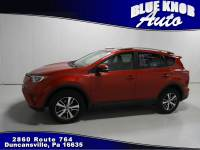 2017 Toyota RAV4 XLE SUV in Duncansville | Serving Altoona, Ebensburg, Huntingdon, and Hollidaysburg PA