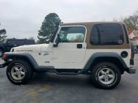 2002 Jeep Wrangler Sport 4WD 2dr SUV