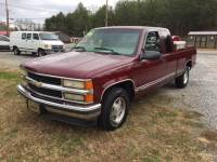 1996 Chevrolet C/K 1500 Series 2dr C1500 Cheyenne Extended Cab SB