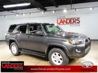 2016 Toyota 4Runner SR5 SUV 5-Speed Automatic with Overdrive