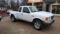 2003 Ford Ranger 4dr SuperCab XLT FX4 Off-Road 4WD SB