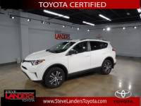2017 Toyota RAV4 LE SUV 6-Speed Automatic
