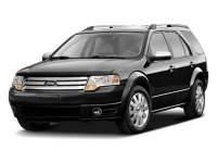 2009 Ford Taurus X AWD SEL 4dr Wagon