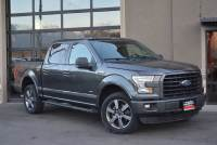 2015 Ford F-150 4x4 XLT 4dr SuperCrew 5.5 ft. SB