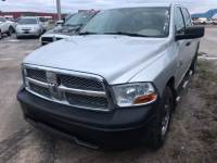 2009 Dodge Ram Pickup 1500 4x4 ST 4dr Crew Cab 5.5 ft. SB Pickup