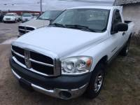 2007 Dodge Ram Pickup 1500 ST 2dr Regular Cab SB